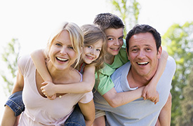 Хомеопатията е подходяща за цялото семейство