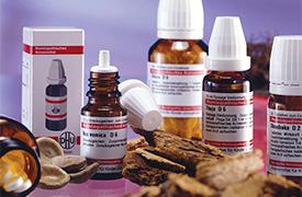 Глобулите на Немския хомеопатичен съюз