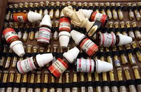 Чрез хомеопатията Ханеман е развил алтернативен метод за лечение